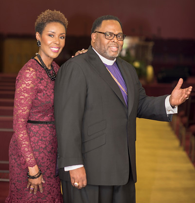 Pastor Destry and First Lady Reatha Bell